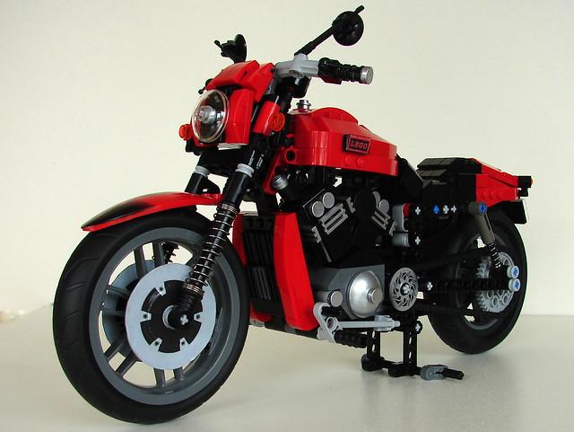 LEGO V-ROD (4)
