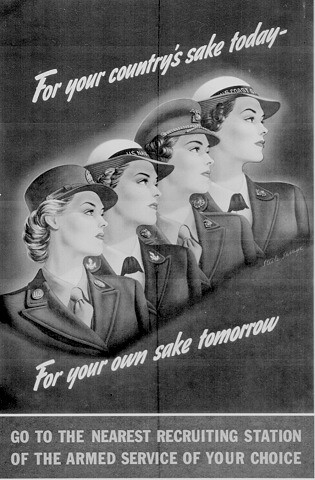 World War II Poster - For your country's sake today
