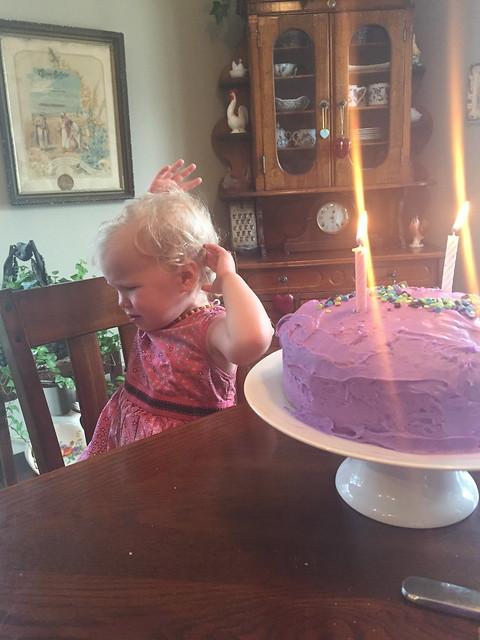 Luisa 2nd Birthday
