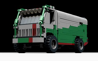 Octan Dakar Truck - more pictures soon