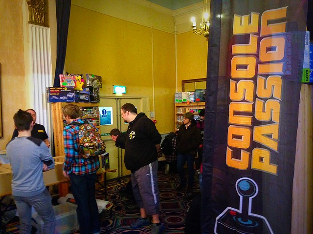 PLAY Blackpool Expo 2015 Console Passion
