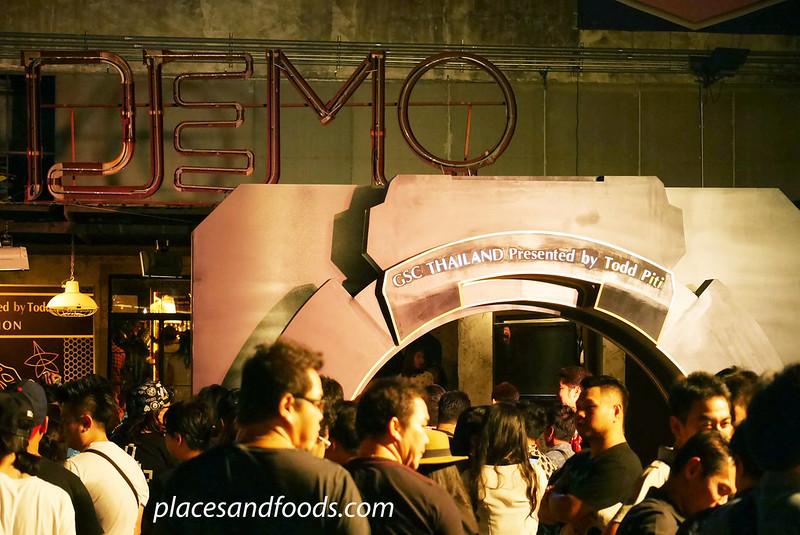 casio gshock thailand event