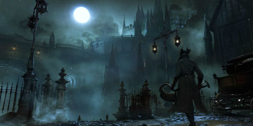 Bloodborne 1.04 patch now available