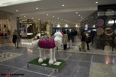 HELLO KITTY'S #ONEKINDTHING No.49 - Shaun The Sheep - Shaun in the City - London - 150511 - Steven Gray - IMG_0251