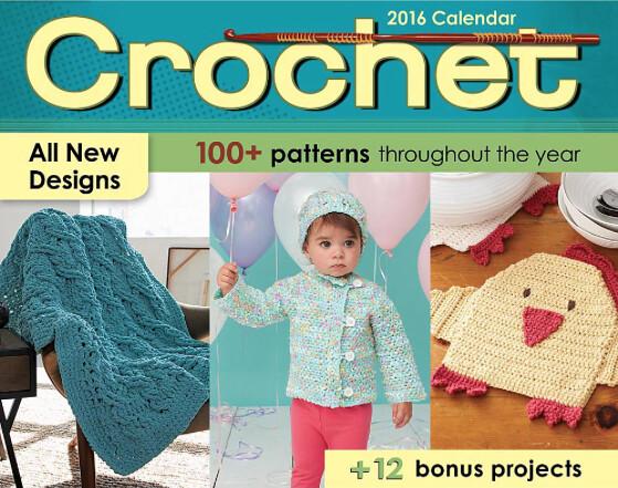 Crochet Calendar 2016