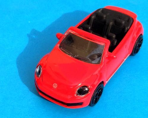 Majorette - VW Beetle Cabriolet
