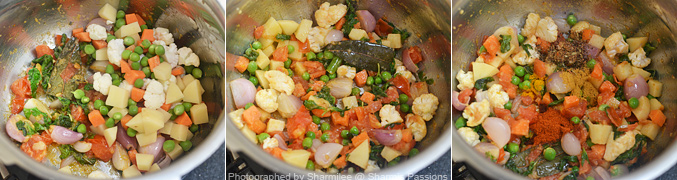 Vegetable Biryani Recipe - Step4