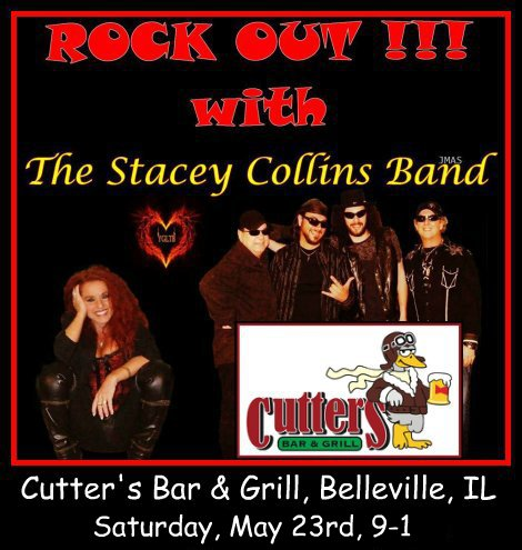 Stacey Collins Band 5-23-15