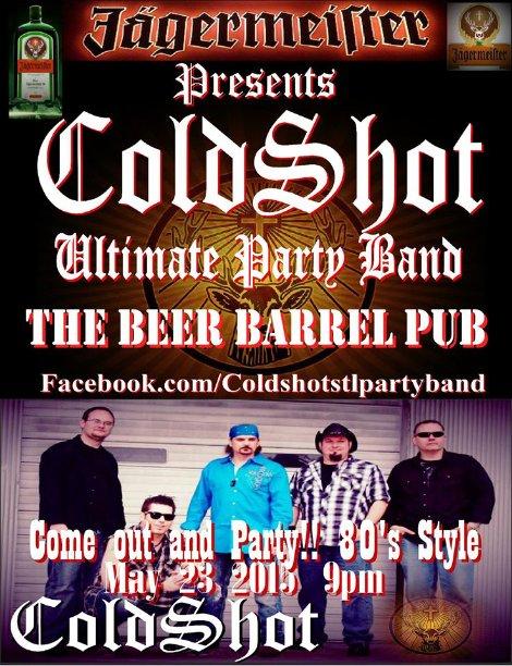 ColdShot 5-23-15