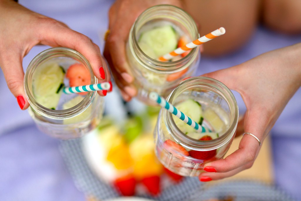 summer picnic drink ideas