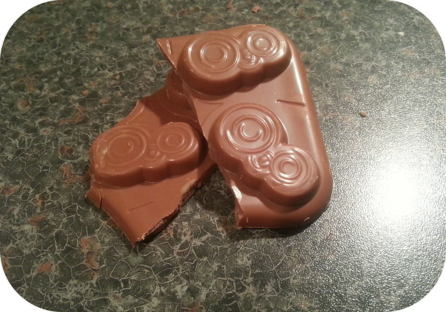 Cadbury  Dairy Milk Puddles Mint