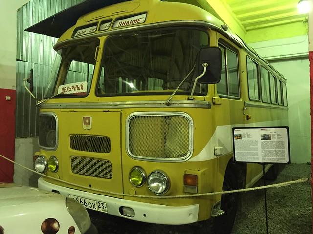 ПАЗ-672, 1967