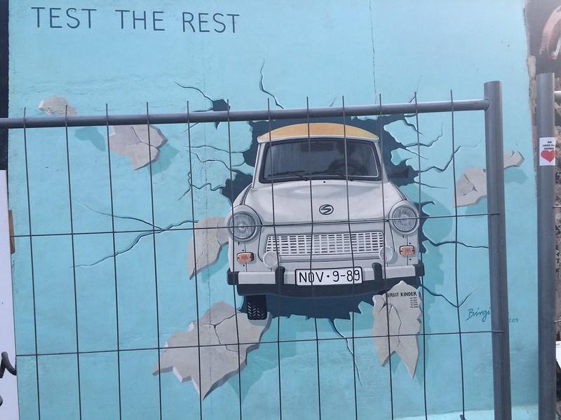 Berlin 2016 Street Art