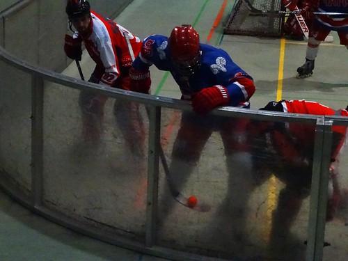 Inline-Skaterhockey Bundesliga: Düsseldorf Rams 5-11 Essen Rockets