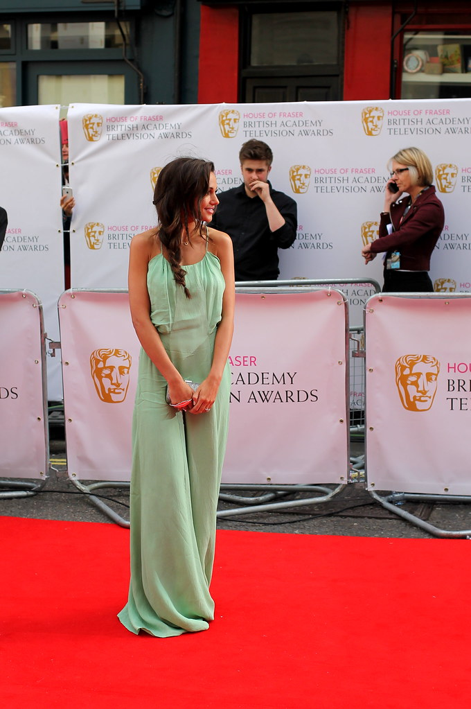 BAFTA Red Carpet 2015 (43)