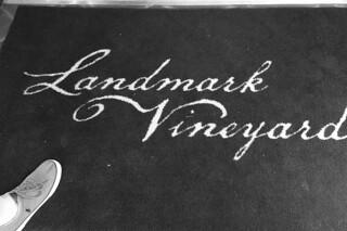 Landmark Vineyards - Doormat
