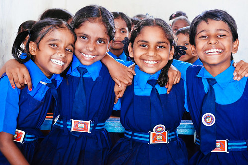 India team wraps up exciting school year in education programs; many improvements enjoyed