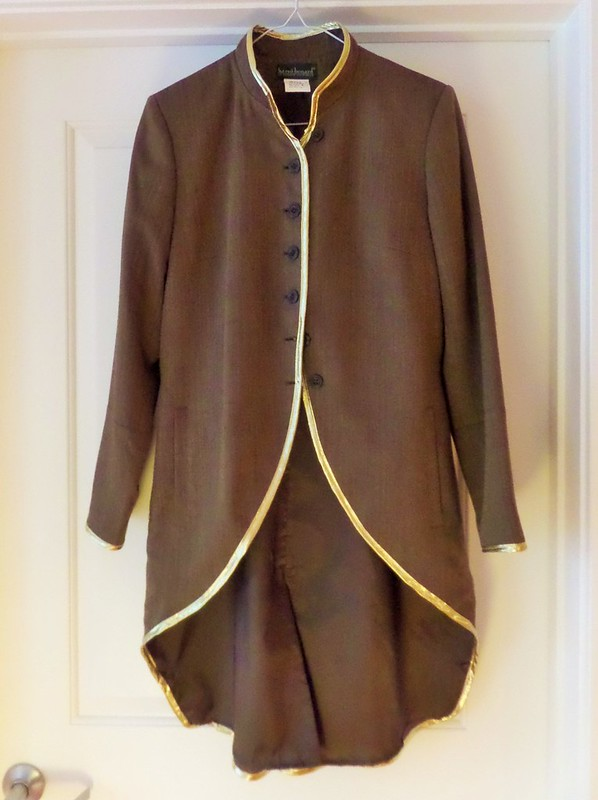 Regency Coat After