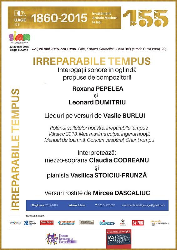 2015.05.28 - afis155-IRREPARABILE TEMPUS