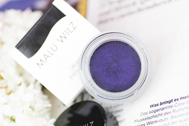 Gala Beauty Box Mai 2015, Überraschungsbox, Beautybox, Kosmetikbox, Malu Wilz Creamy Eyeshadow