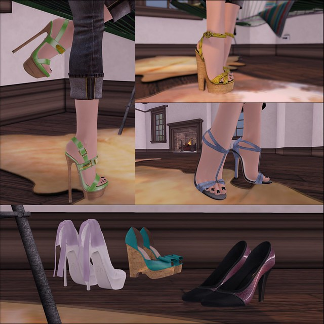 1 shoe 2 shoe 21 shoe!