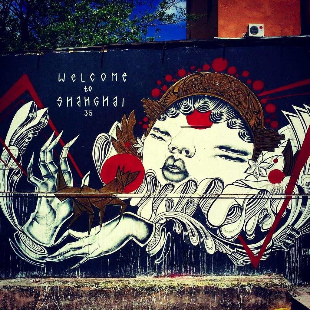 Roma: murales a Tor Marancia