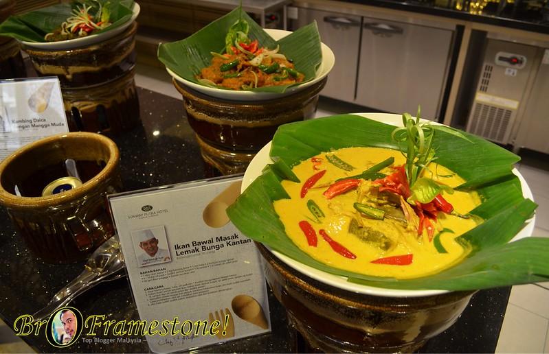 Buffet Ramadhan 2015 - Sunway Putra Hotel, Kuala Lumpur