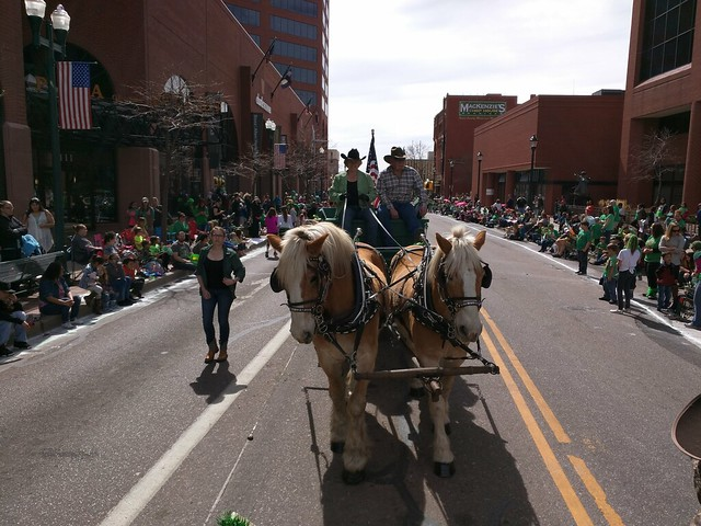 St Patricks Day Parade 2016