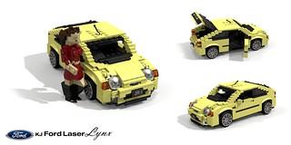 Ford KJ Laser Lynx Hatch