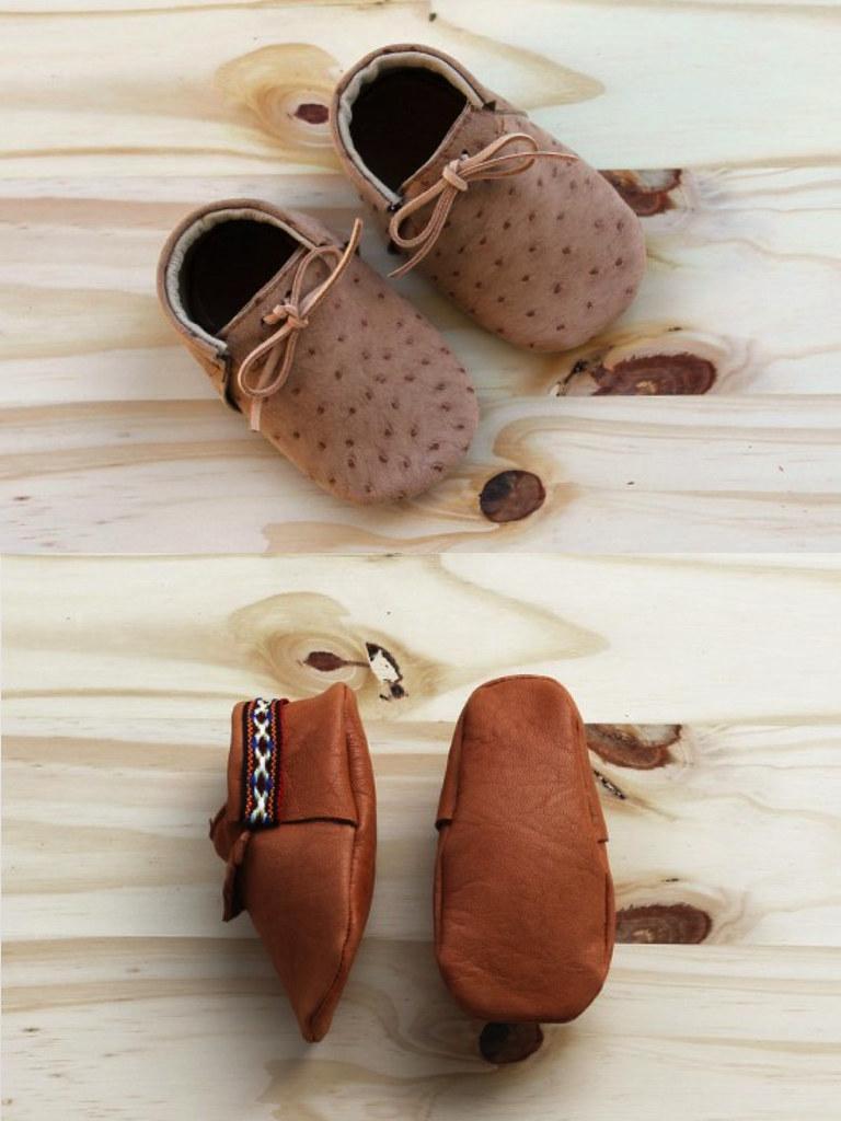 Zapatos bebés mini shuu 2