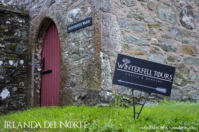 DOWNPATRICK - Castle Ward