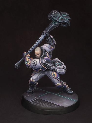 Infinity Ajax Miniature