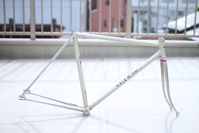 60's VENUS Old KEIRIN Frame