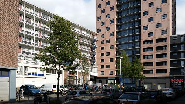 Pannekoekstraat Rotterdam
