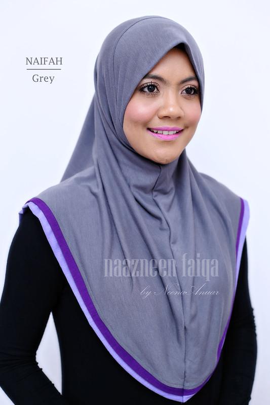Naifah (Grey)