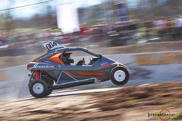 Marcello Pellicone Jump - TRX Kartcross