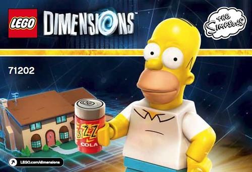 LEGO Dimensions 71202