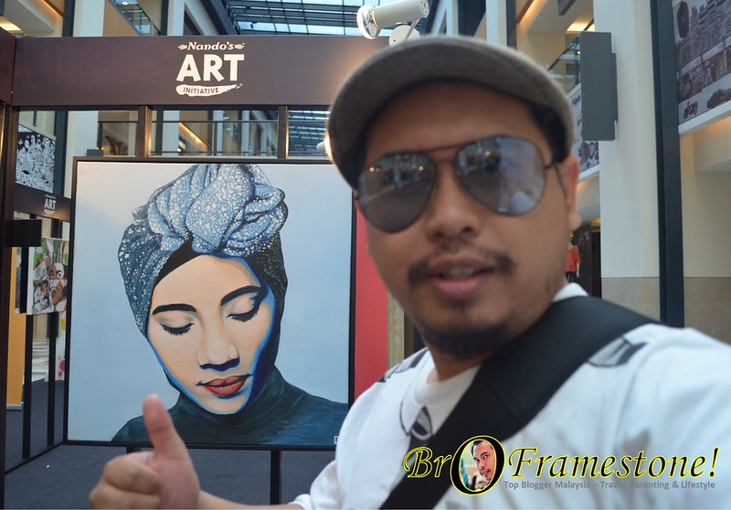 Nando's Initiative Art 2015 - Publika