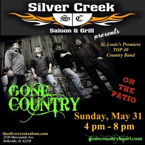 Gone Country 5-31-15