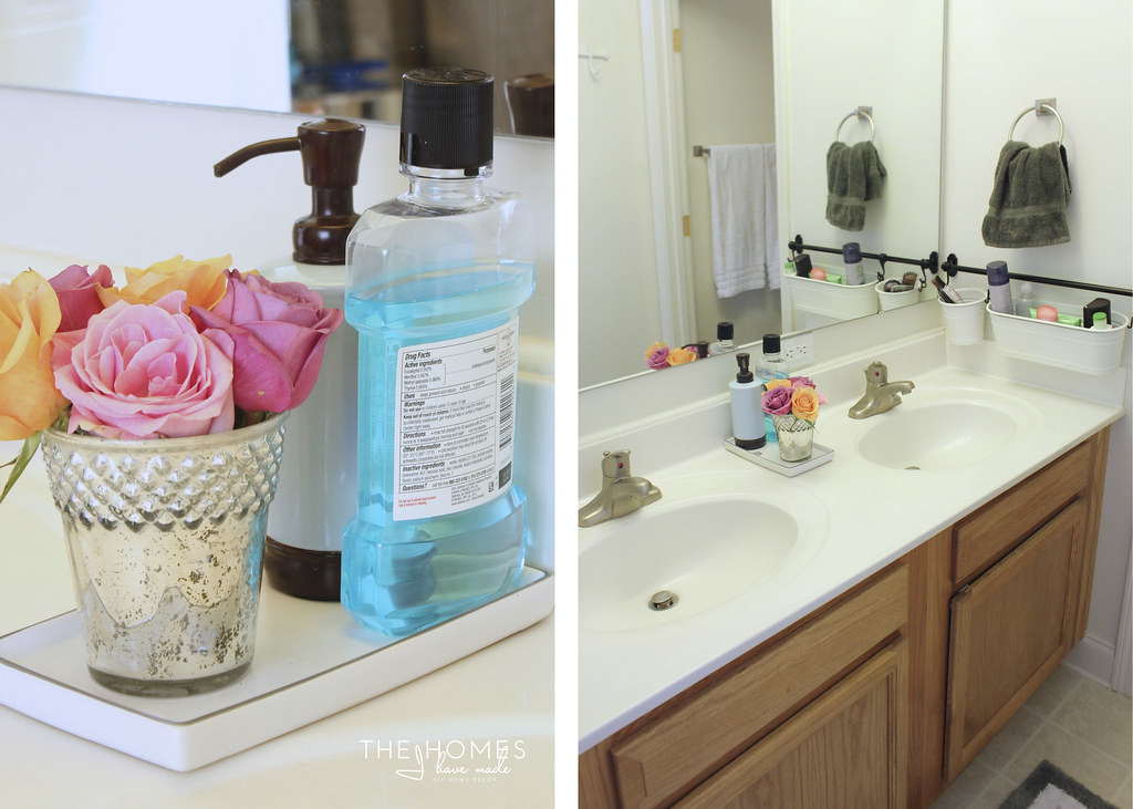 Home Tour | Master Bath