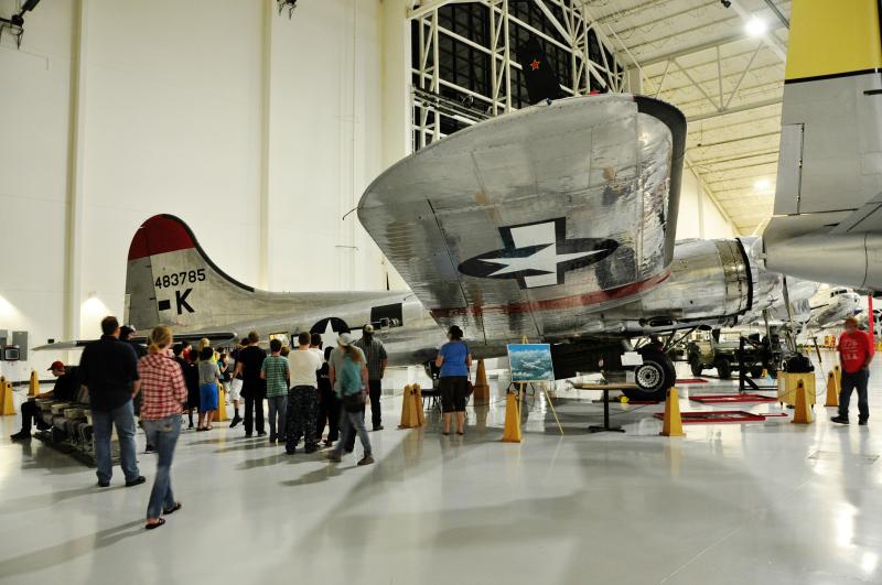 B-17 Flying Fortress @ Mt. Hope Chronicles