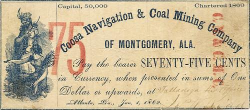 Coosa Navigation & Coal-75