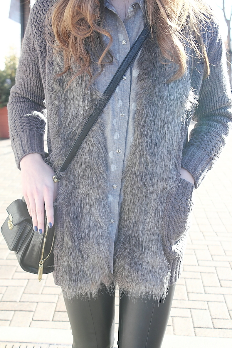 topshop-grey-fur-cardigan