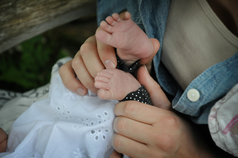 Baby Toes @ Mt. Hope Chronicles