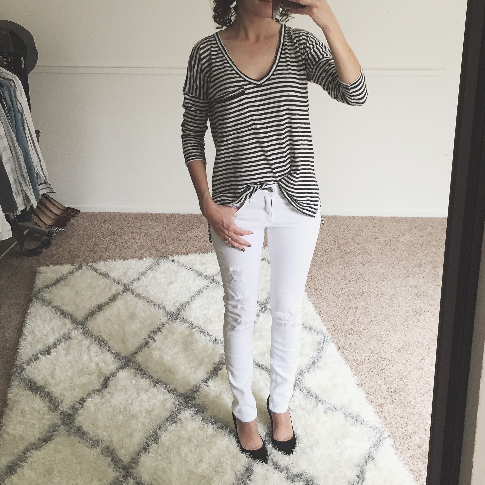 How It Fits Friday – Madewell Stripes