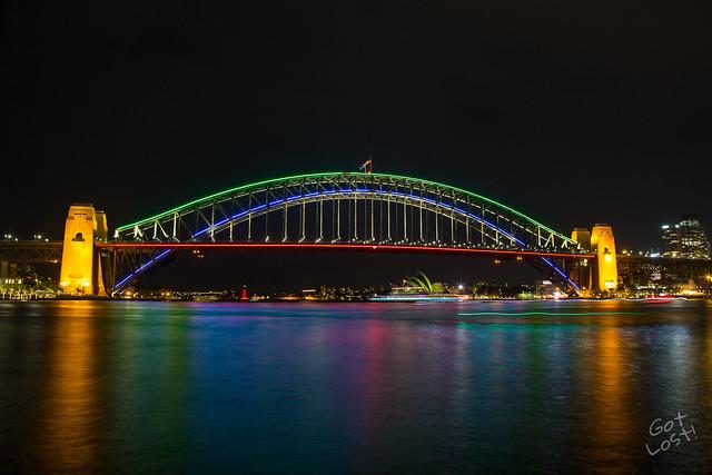 Sydney Vivid 2015