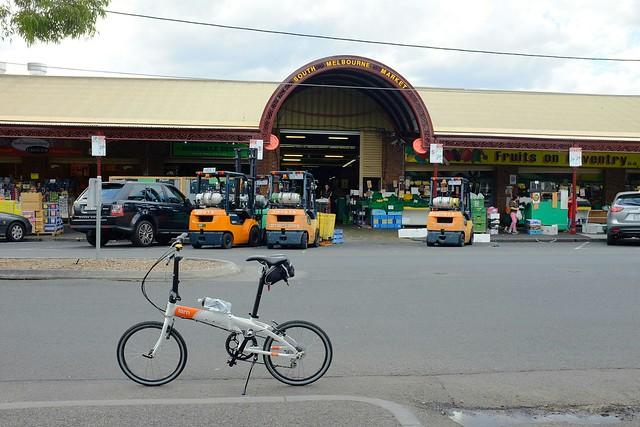 Melbourne Bike Tour