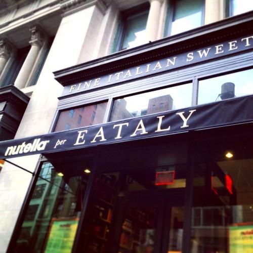Nutella Bar at Eataly (10)