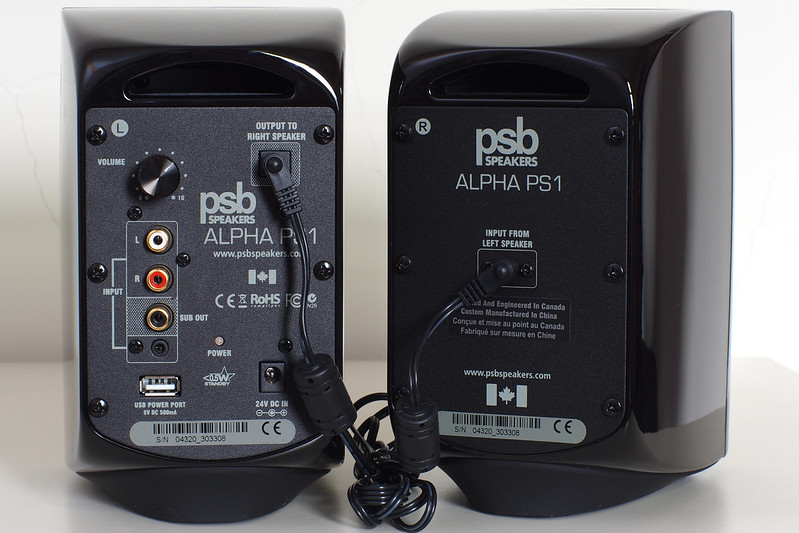 PSB ALPHA PS1|加拿大PSB SPEAKER