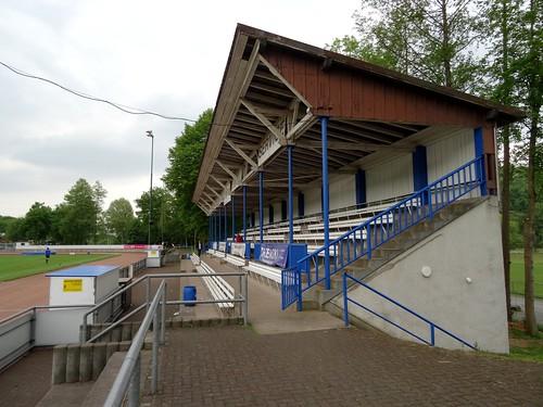 VfB Wissen v SG Hundsangen (Dr. Grosse-Sieg-Stadion, Wissen)
